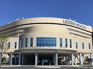 UConn Health Academic Entrance