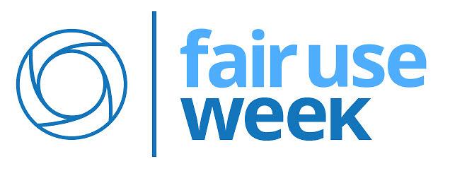 Fair Use Week Logo