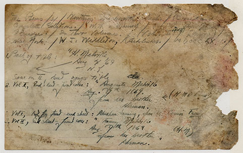 Melville Card 005