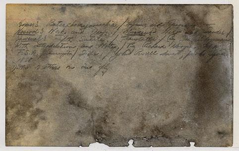 Melville Card 283