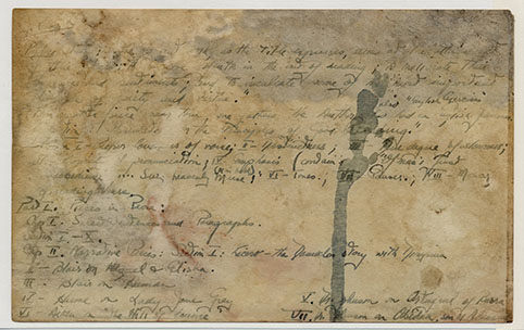 Melville Card 432
