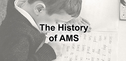 The History of AMS
