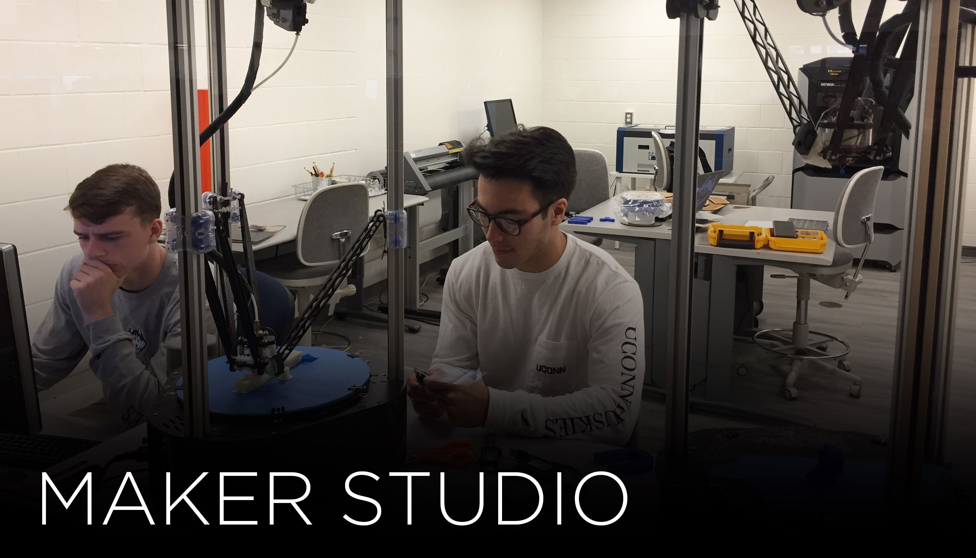 Maker Studio At Uconn Library Uconn Library