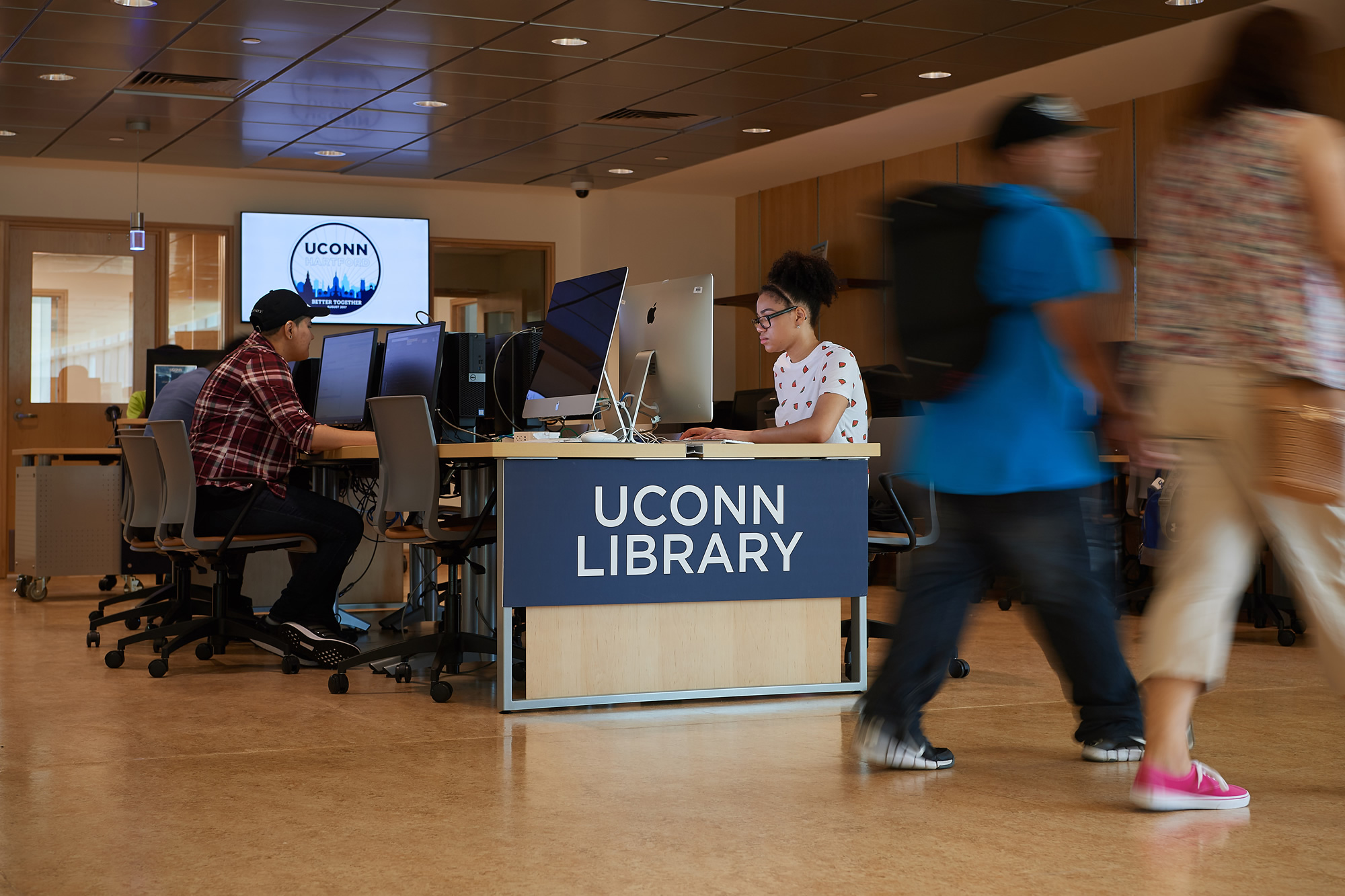UConn_Library_at_Hartford_Public_Library_Public_Computing_June_2018