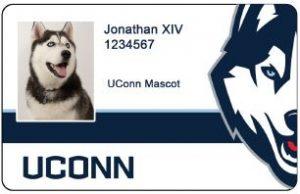 Latest UConn ID Card
