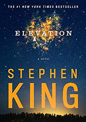 Cover of book called Elevation