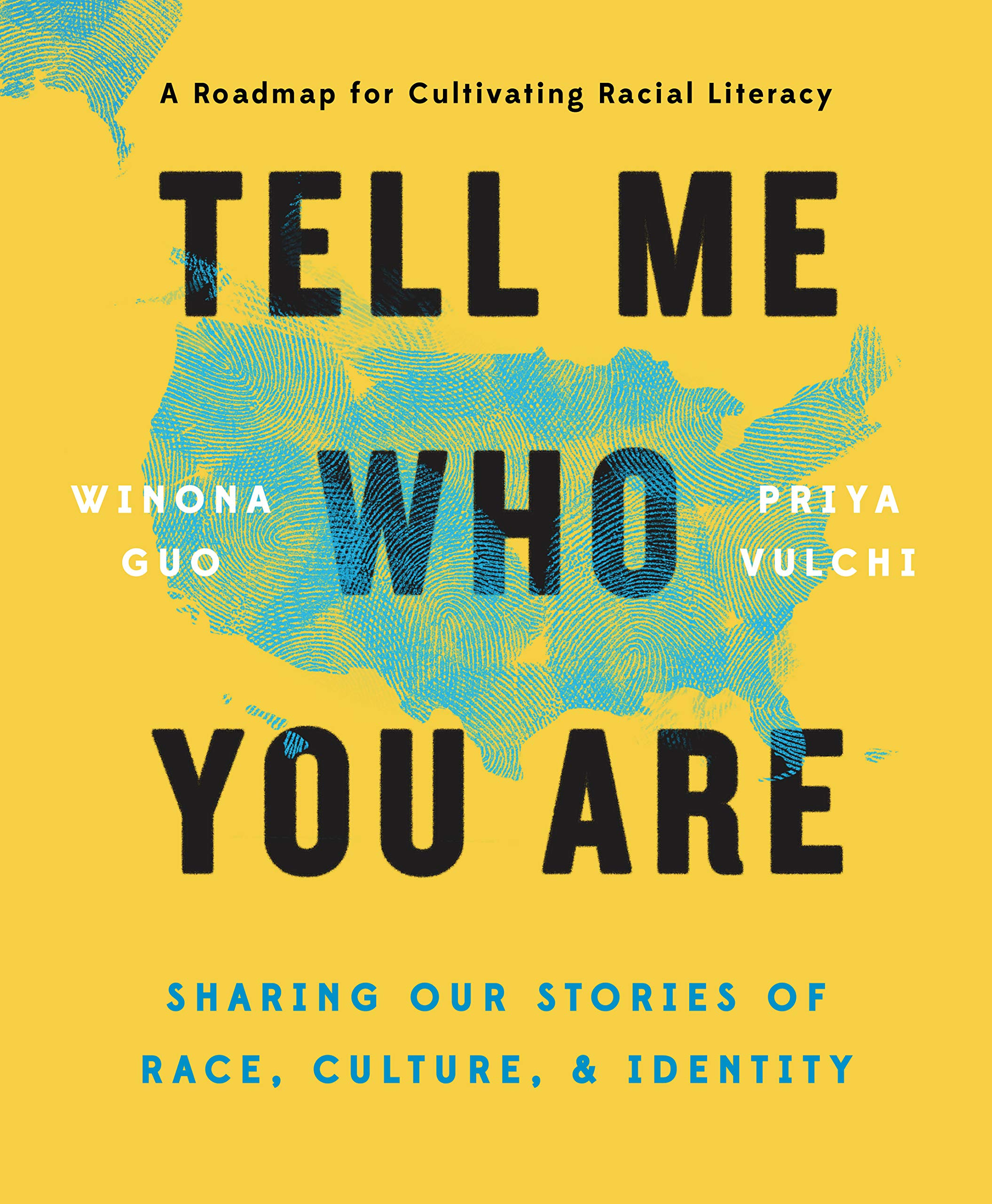 Cover of book called Tell Me Who You Are