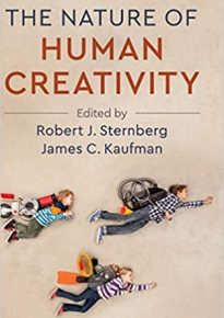 Book cover for The Nature of Human Creativity