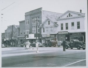 Main Street, New Britain, 1949