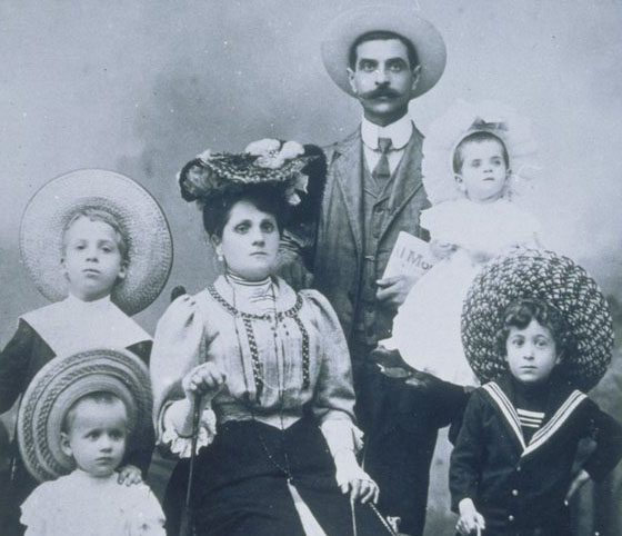 The Drago Family of Hartford, from the Peoples of Connecticut Project Records