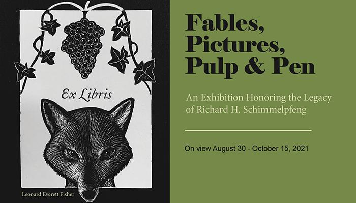 exhibit title card