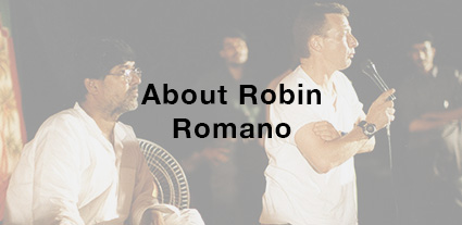 About Robin Romano