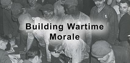 Building Wartime Morale