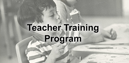 Teacher Training Program