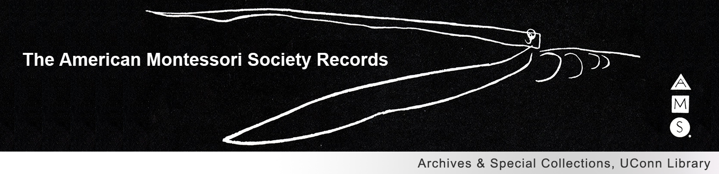 The American Montessori Society Records