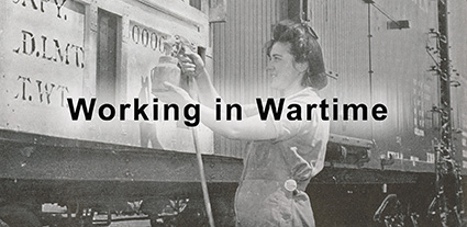 Working in Wartime