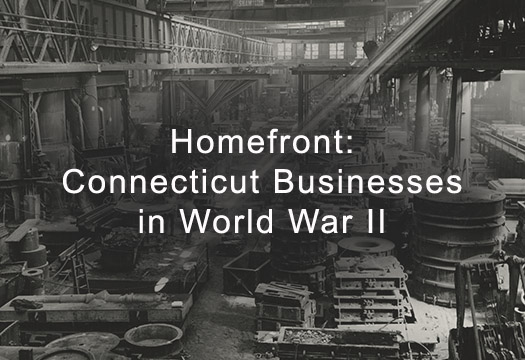 Homefront: Connecticut in World War II